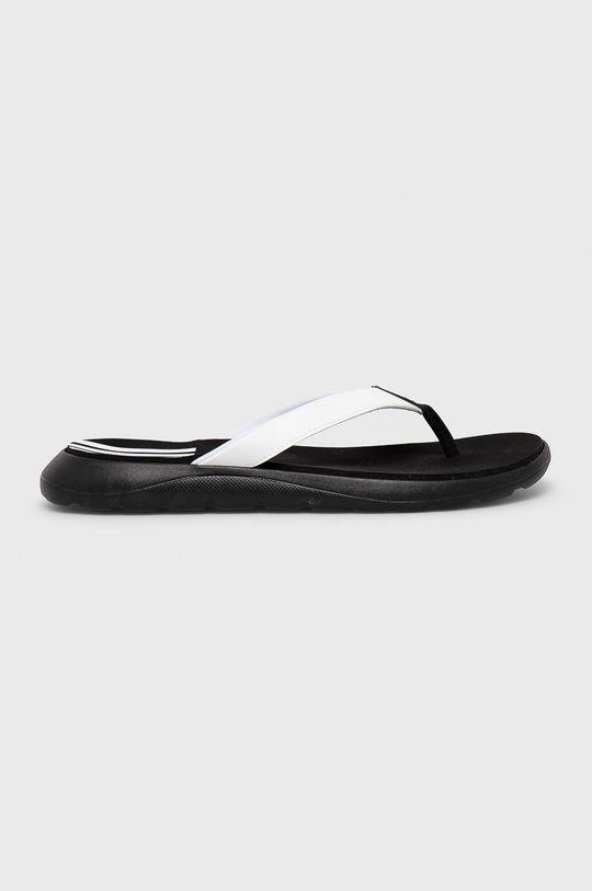 czarny adidas - Japonki Damski