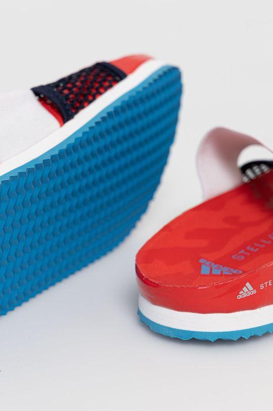 adidas by Stella McCartney - Papucs  Szár: textil Belseje: szintetikus anyag, textil Talp: szintetikus anyag