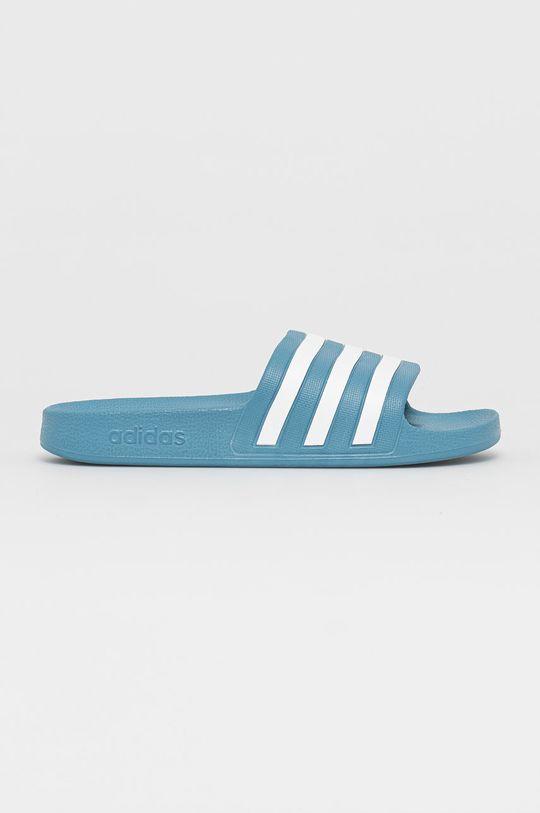 kék adidas - Papucs AQUA Női