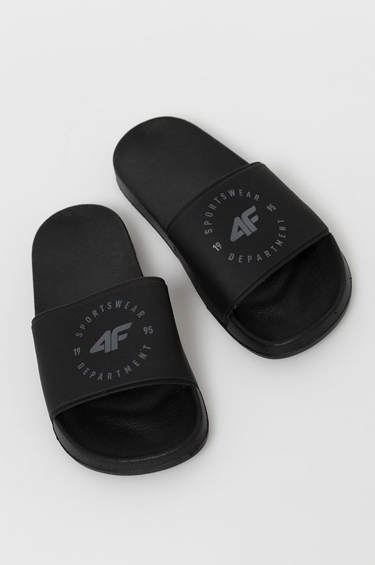 4F - Papuci negru