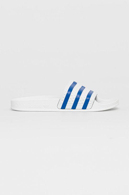 fehér adidas Originals - Papucs Adilette Női