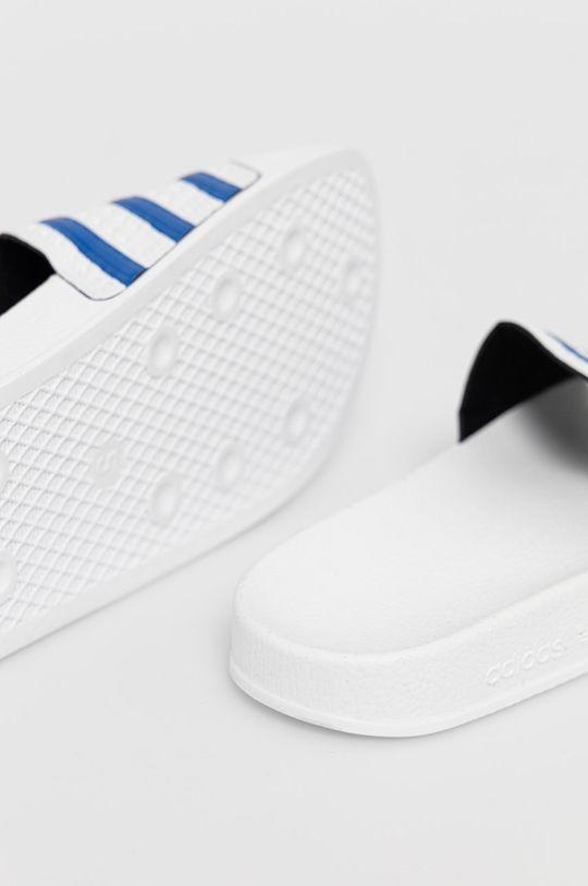 adidas Originals - Papucs Adilette  Szár: szintetikus anyag Belseje: szintetikus anyag, textil Talp: szintetikus anyag