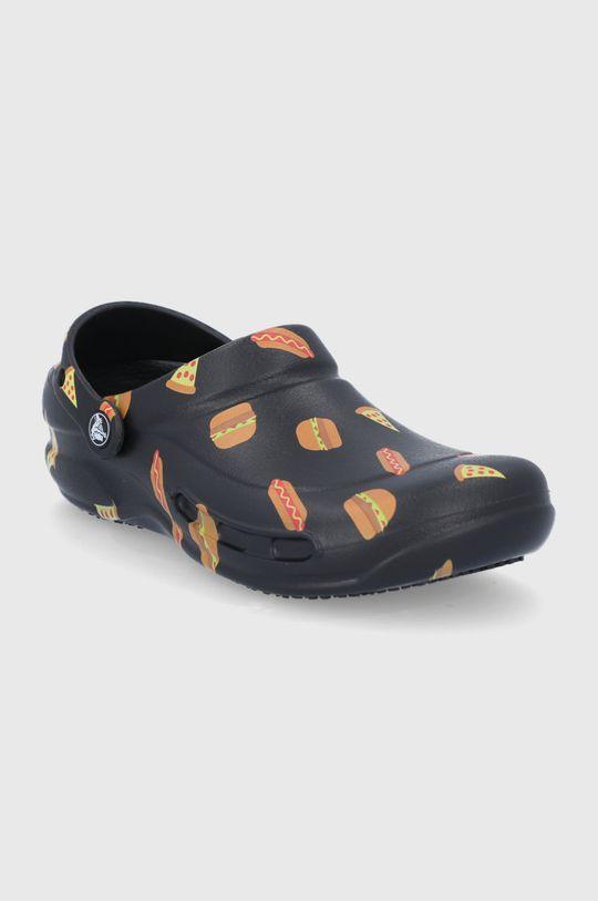 Crocs - Klapki BISTRO czarny
