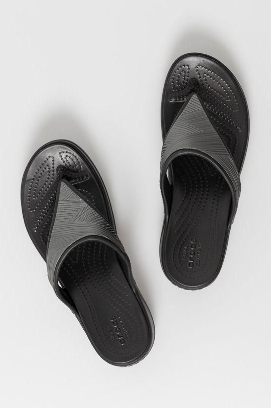 Crocs - Japonki czarny
