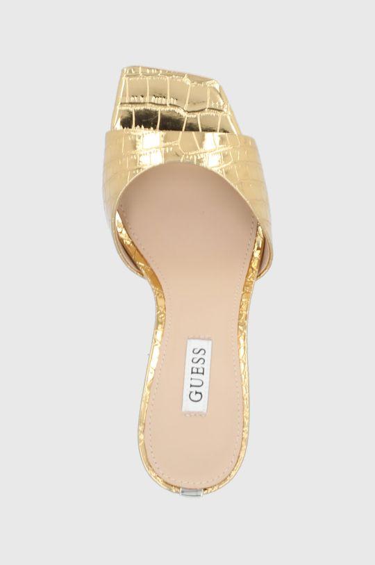 zlatá Guess - Pantofle