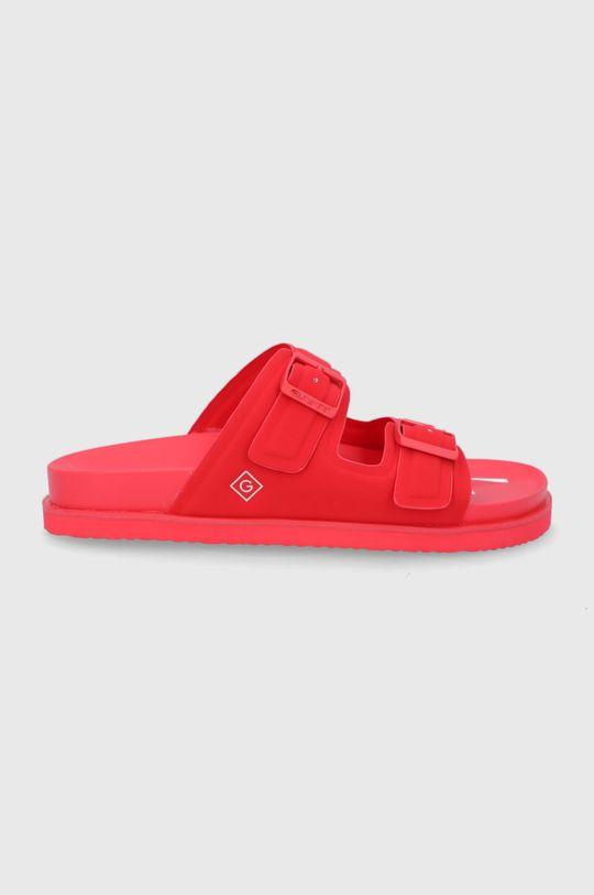 červená Gant - Pantofle Mardale Dámský