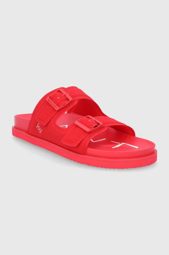 Gant - Pantofle Mardale červená