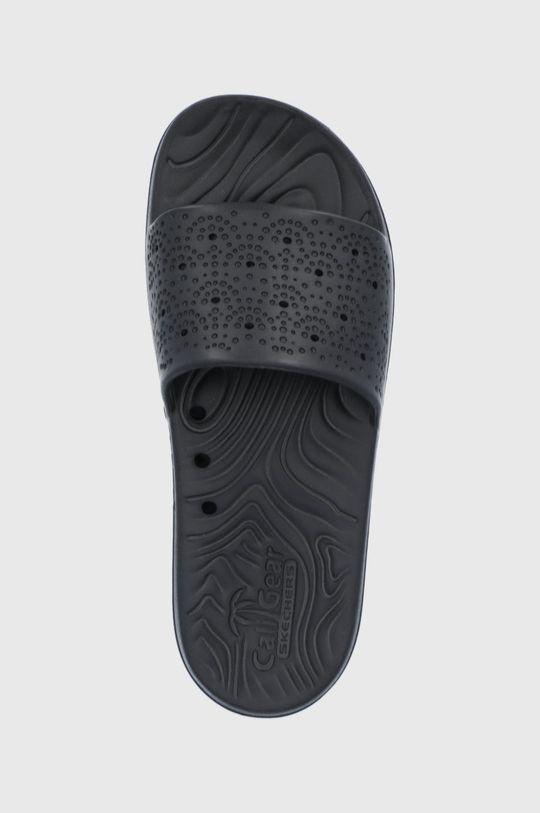 čierna Skechers - Šľapky