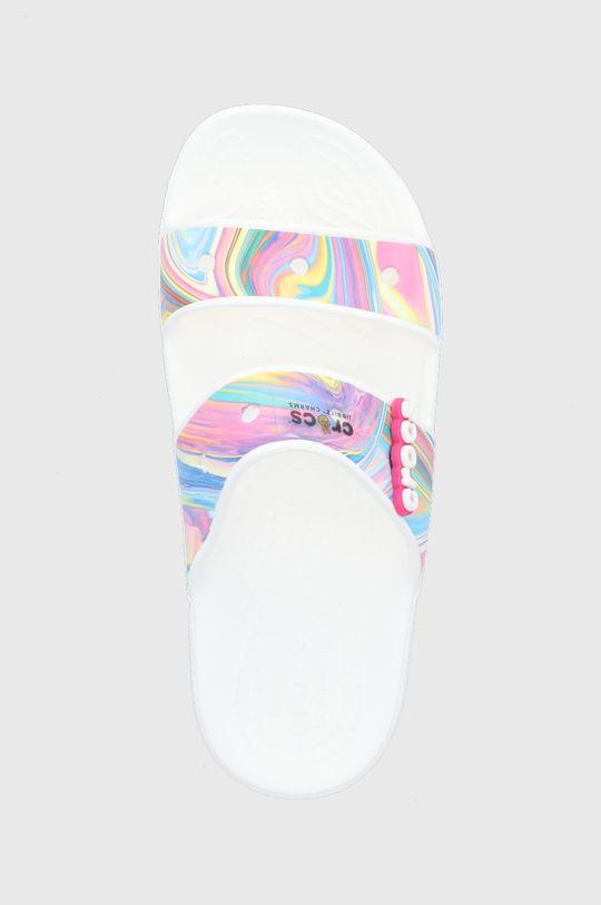 multicolor Crocs - Klapki