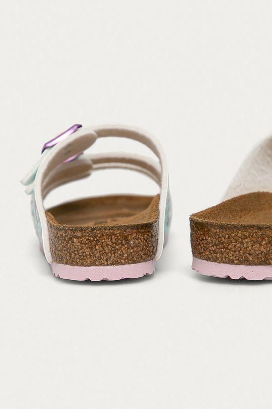 Birkenstock - Dětské pantofle Florida  Svršek: Umělá hmota Vnitřek: Textilní materiál, Přírodní kůže Podrážka: Umělá hmota