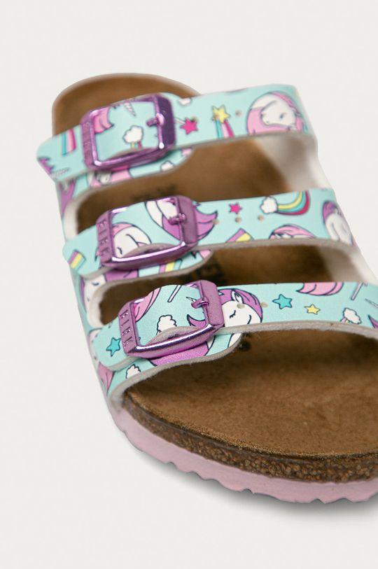 Birkenstock - Dětské pantofle Florida Dívčí