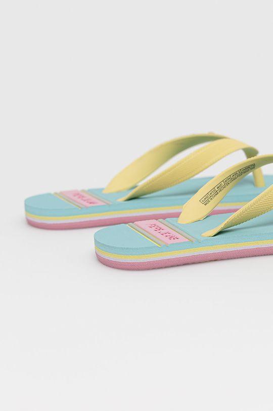 svetlomodrá Pepe Jeans - Detské žabky Bay Beach