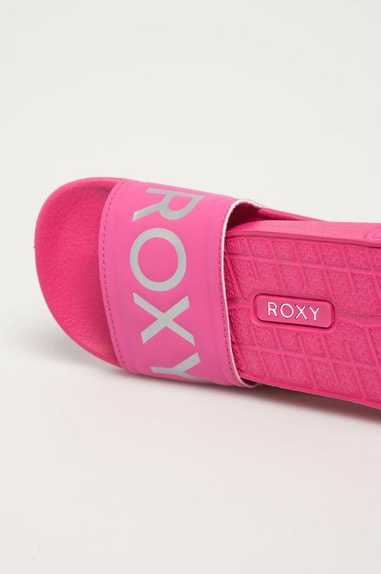 Roxy - Dětské pantofle  Svršek: Umělá hmota Vnitřek: Umělá hmota, Textilní materiál Podrážka: Umělá hmota
