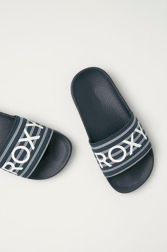 námořnická modř Roxy - Dětské pantofle