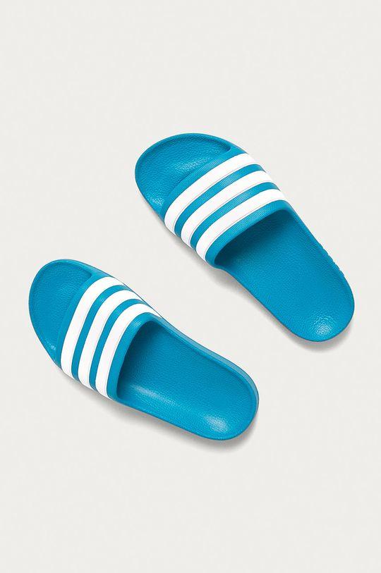 adidas - Klapki dziecięce Materiał syntetyczny