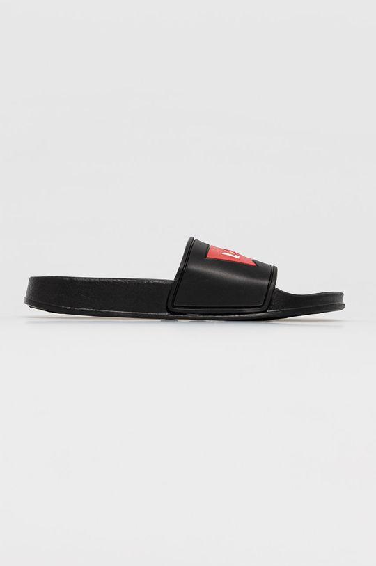 černá brak - Dětské pantofle VPOL0060SPOOL Dětský