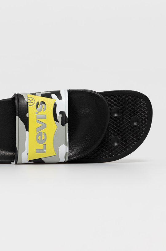 Levi's - Dětské pantofle  Svršek: Umělá hmota Vnitřek: Umělá hmota, Textilní materiál Podrážka: Umělá hmota