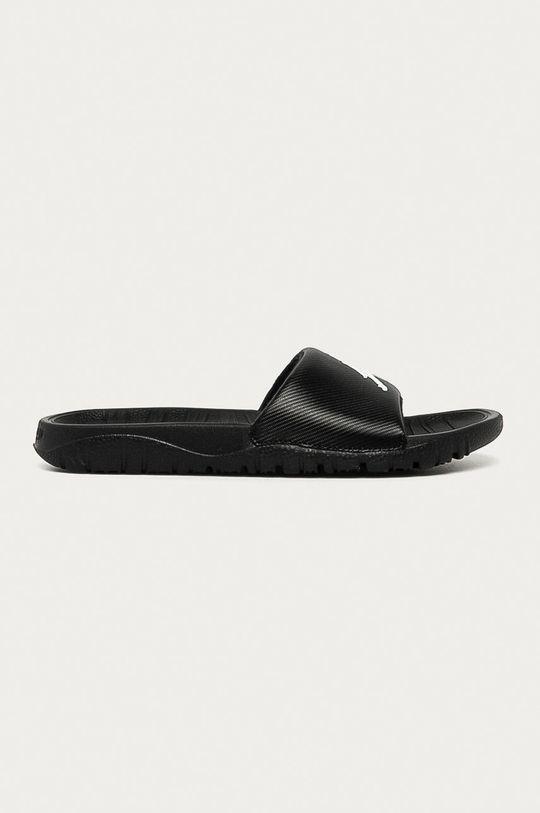 černá Nike Kids - Dětské pantofle Break Slide Dětský