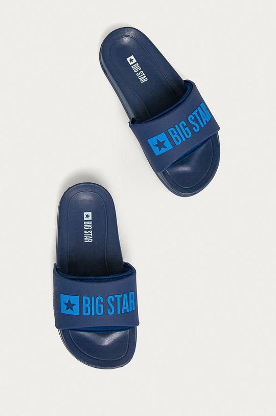 Big Star - Klapki dziecięce granatowy