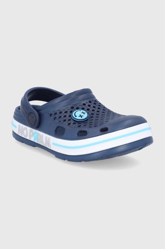 Coqui - Pantofle námořnická modř
