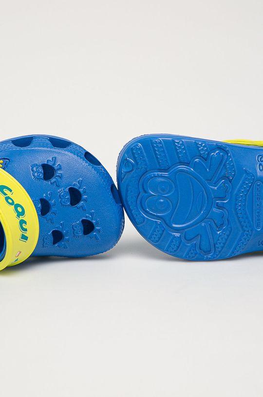 modrá Coqui - Dětské pantofle