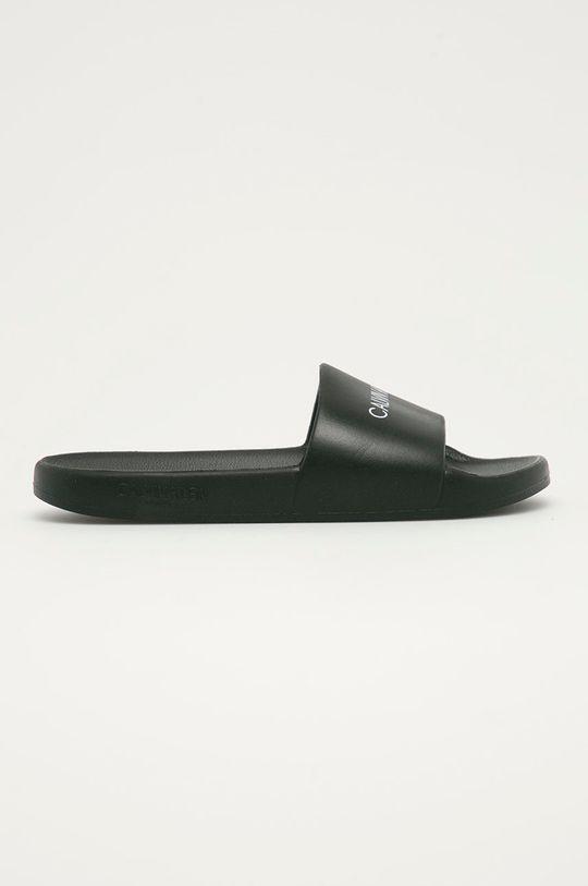 černá Calvin Klein - Pantofle Dětský
