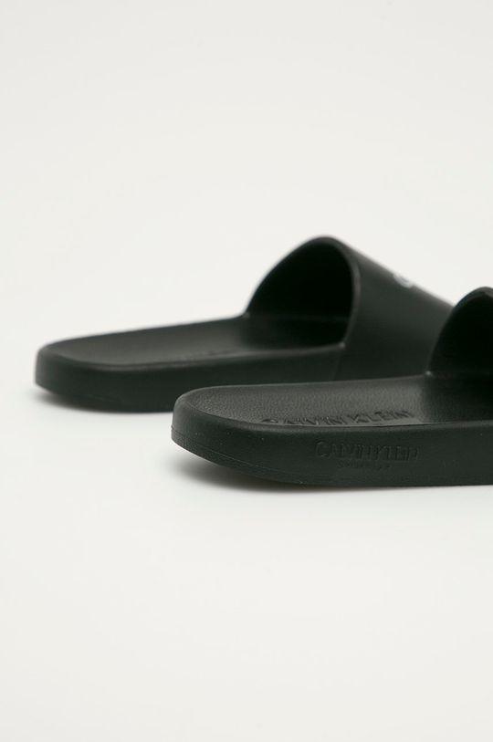Calvin Klein - Pantofle  100% Umělá hmota