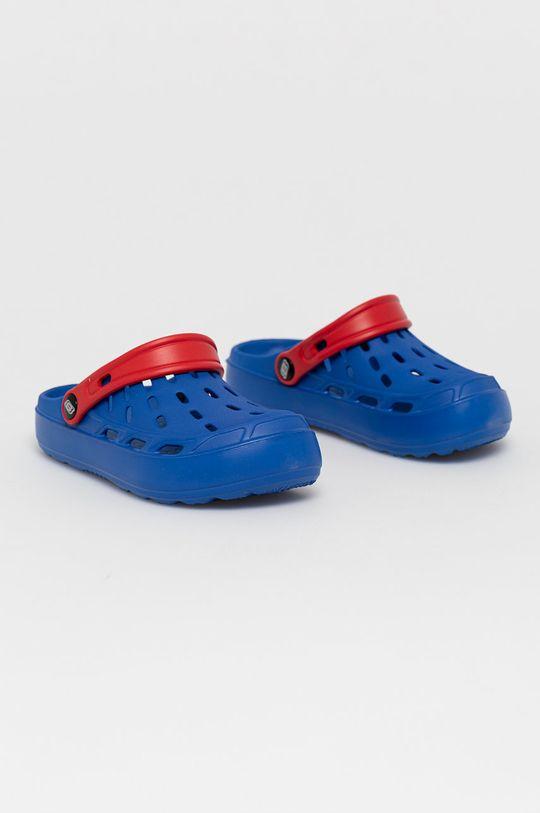 Skechers - Klapki dziecięce niebieski