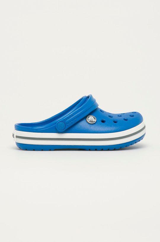 modrá Crocs - Dětské pantofle Dětský