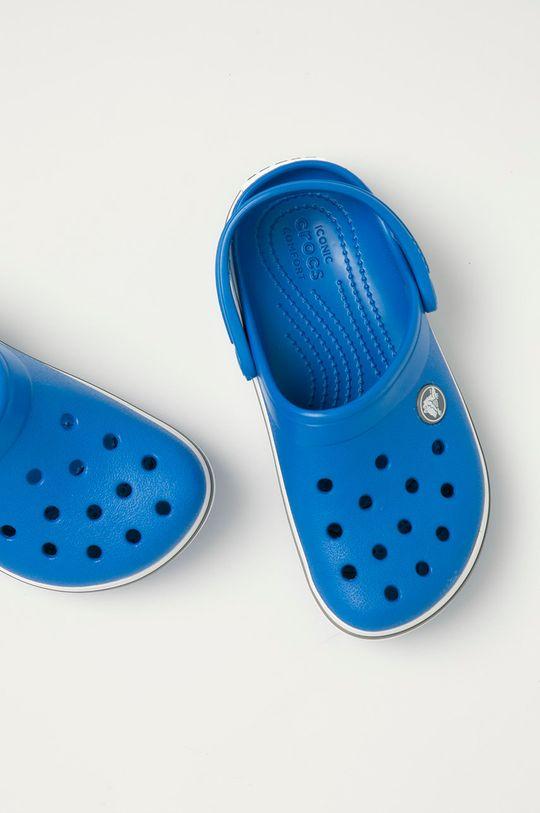 modrá Crocs - Dětské pantofle