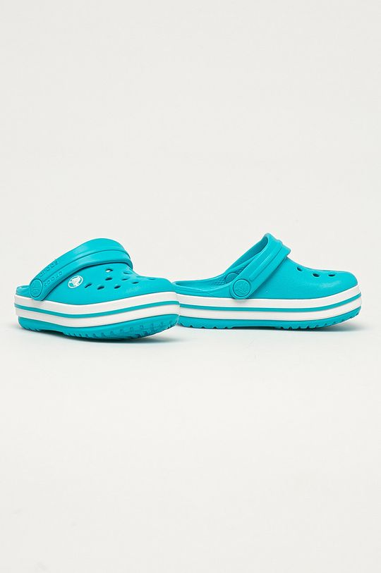 Crocs - Dětské pantofle mořská