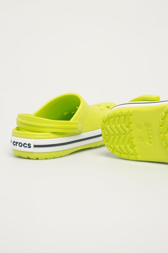 Crocs - Dětské pantofle  Svršek: Umělá hmota Vnitřek: Umělá hmota Podrážka: Umělá hmota
