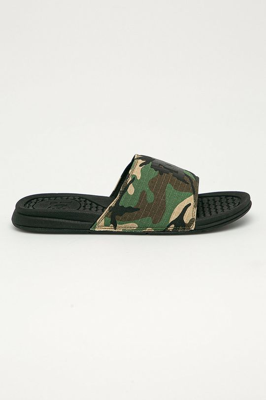 khaki Dc - Pantofle Pánský