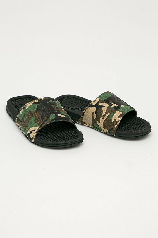 Dc - Pantofle khaki