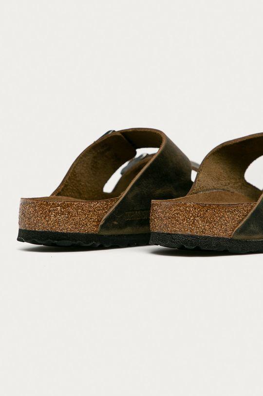 Birkenstock - Slapi de piele Arizona  Gamba: Piele naturala Interiorul: Piele naturala Talpa: Material sintetic