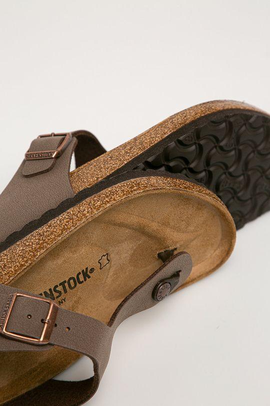 Birkenstock - Kožené žabky Gizeh  Zvršok: Prírodná koža Vnútro: Prírodná koža Podrážka: Syntetická látka