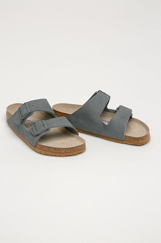 Birkenstock - Pantofle Arizona šedá