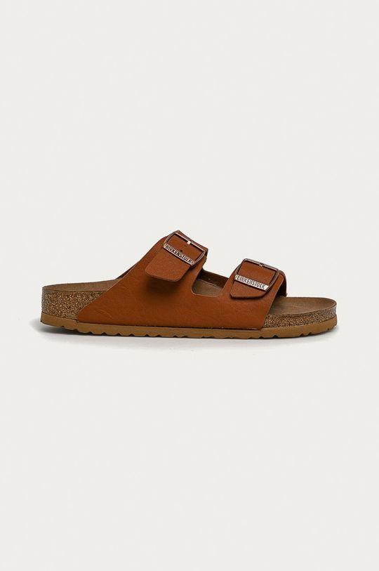 maro Birkenstock - Papuci Arizona De bărbați
