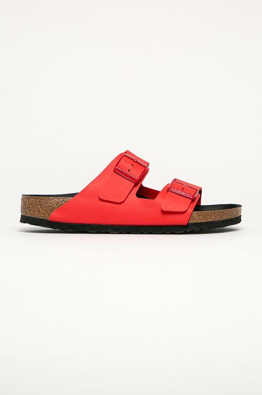 červená Birkenstock - Pantofle Arizona Pánský