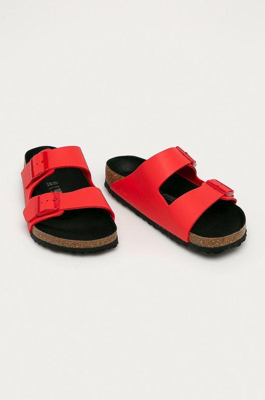 Birkenstock - Pantofle Arizona červená