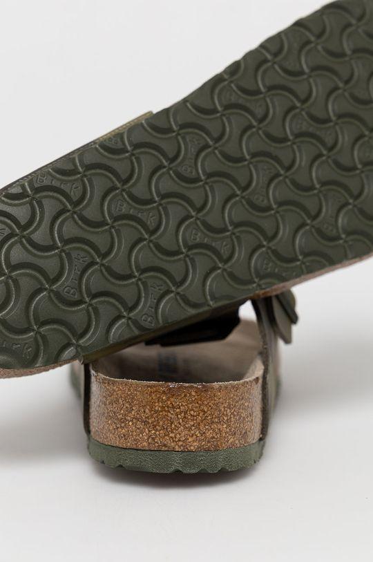 Birkenstock - Kožené žabky Medina  Zvršok: Prírodná koža Vnútro: Textil Podrážka: Syntetická látka