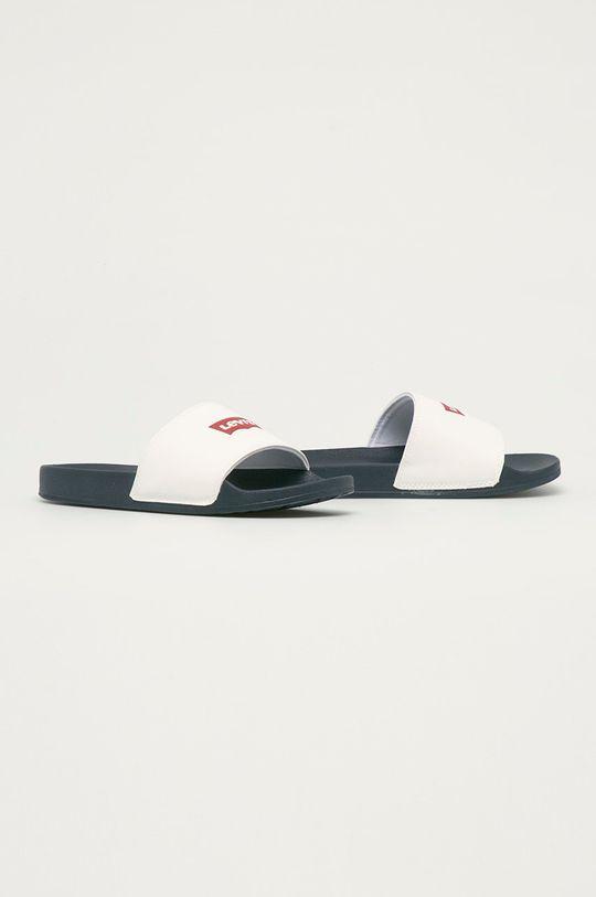 Levi's - Pantofle bílá