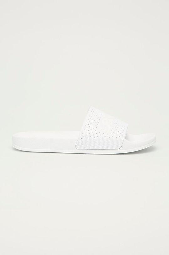 bílá Levi's - Pantofle Pánský