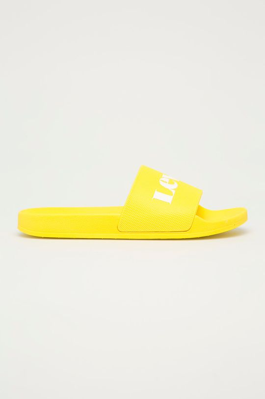 žlutá Levi's - Pantofle Pánský