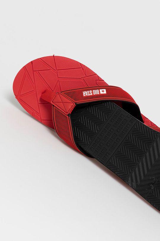 červená Big Star - Žabky