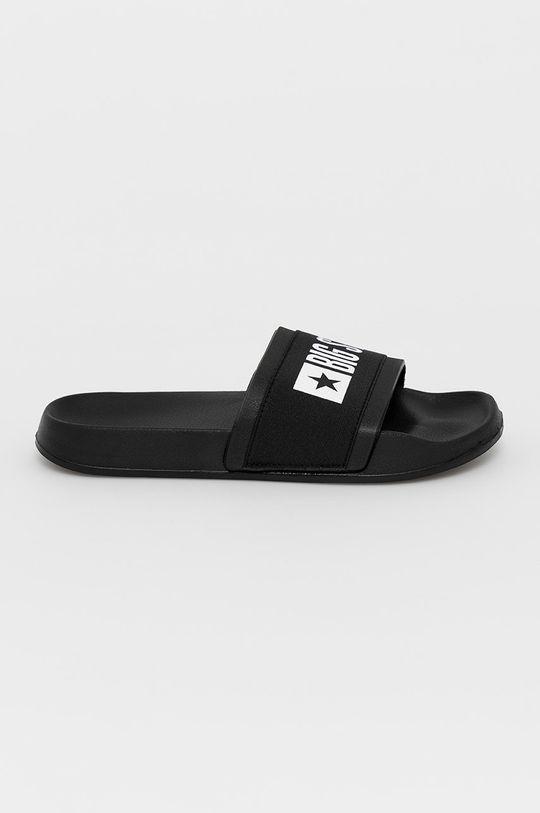 negru Big Star - Papuci De bărbați