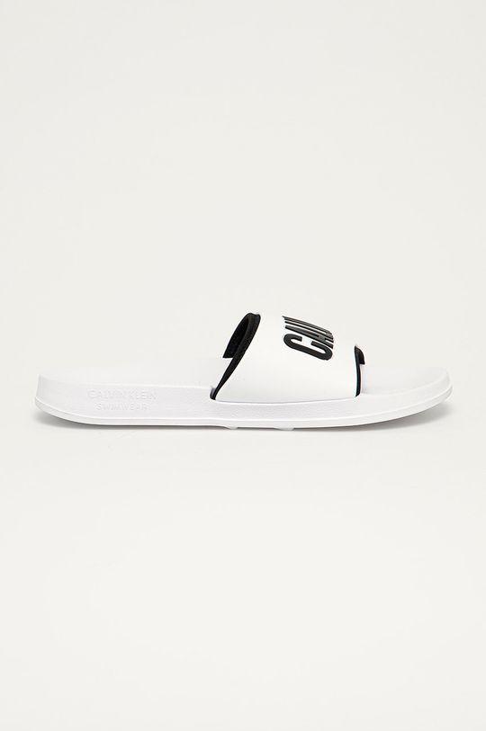 biela Calvin Klein Underwear - Šľapky Pánsky
