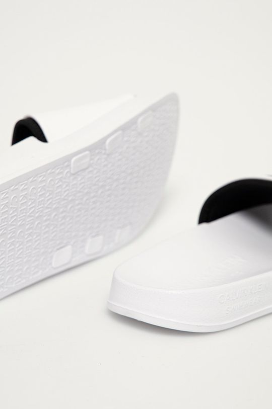 Calvin Klein Underwear - Šľapky  Zvršok: Syntetická látka Vnútro: Syntetická látka, Textil Podrážka: Syntetická látka