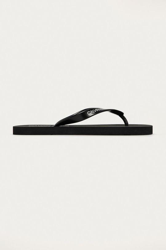 čierna Calvin Klein Underwear - Žabky Pánsky