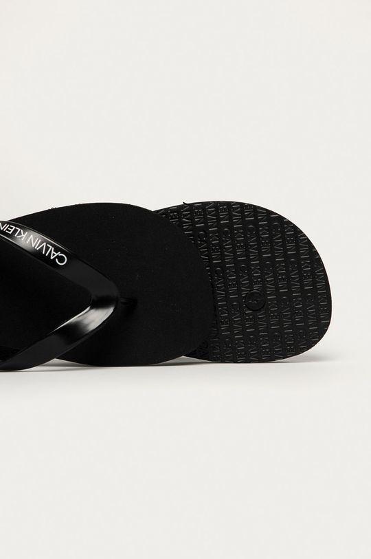 Calvin Klein Underwear - Žabky  Syntetická látka